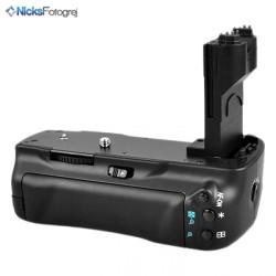 Batterigreb til Canon EOS 7D