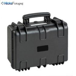 Nicks vandtæt flightcase 18 L