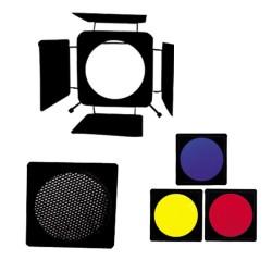 Barndoor m/bicelle og filtre