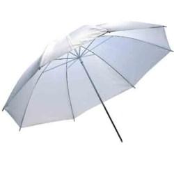 Visico soft hvid paraply...