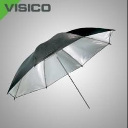 Visico sølv paraply 100 cm