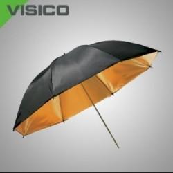 Visico guld paraply 100 cm